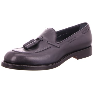 DOUCAL´S Business Slipper blau