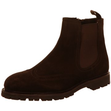Dirndl & Bua Chelsea Boot braun