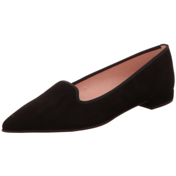 Pretty Ballerinas Business Slipper schwarz