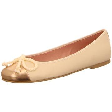 Pretty Ballerinas Eleganter Ballerina beige