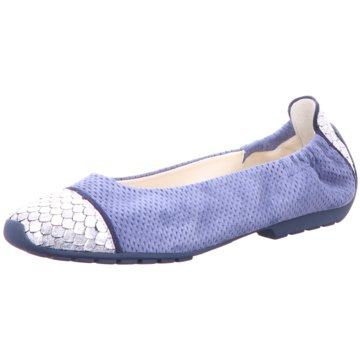 Behr Faltbarer Ballerina blau
