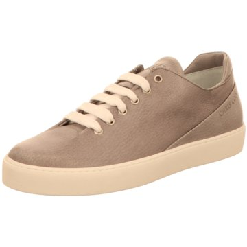 Chris Coo Sneaker Low grau
