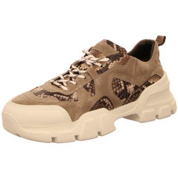 Kennel + Schmenger Sneaker Low braun