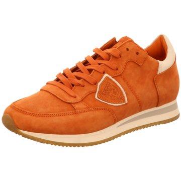 Philippe Model Sneaker Low orange