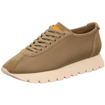 Kennel + Schmenger Sneaker Low oliv