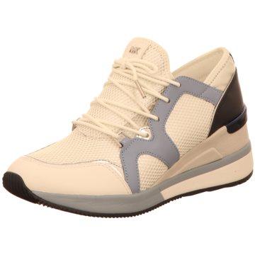 Michael Kors Sneaker Wedges weiß