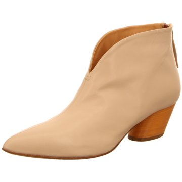 Halmanera Ankle Boot beige