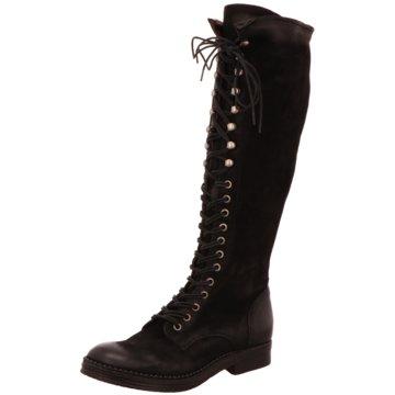 A.S.98 Stiefel schwarz