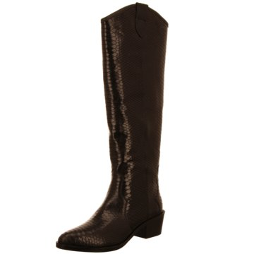 Altraofficina Klassischer Stiefel schwarz