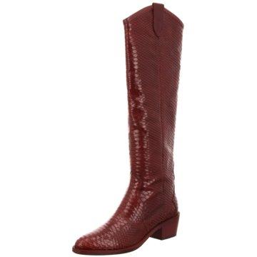 Altraofficina Klassischer Stiefel rot