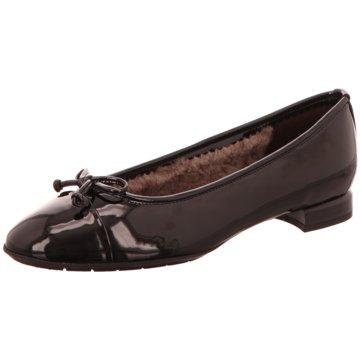 Brunate Eleganter Ballerina schwarz