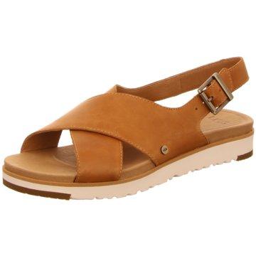 UGG Australia Top Trends Sandaletten braun