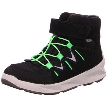 Ricosta Sneaker HighEverest schwarz