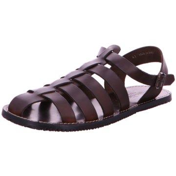 Nuovo Nicar Sandale braun