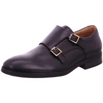 Weber Schuhe Business Slipper schwarz