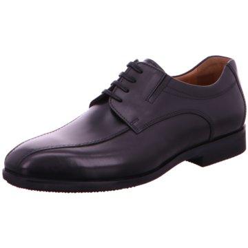 Weber Schuhe Business Schnürschuh schwarz
