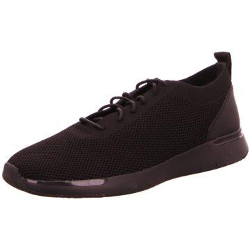 FitFlop Sneaker Low schwarz