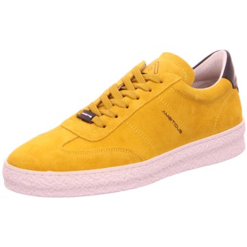 Ambitious Sneaker Low gelb