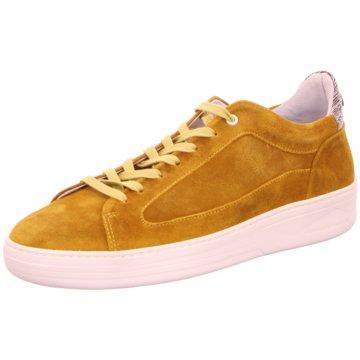 Floris van Bommel Sneaker gelb