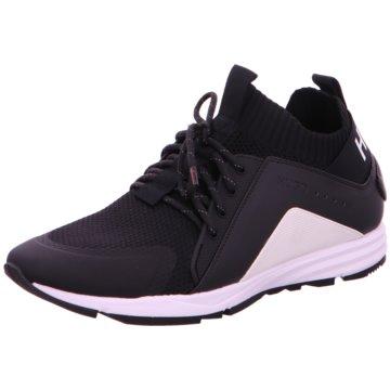 Hugo Boss Sneaker schwarz