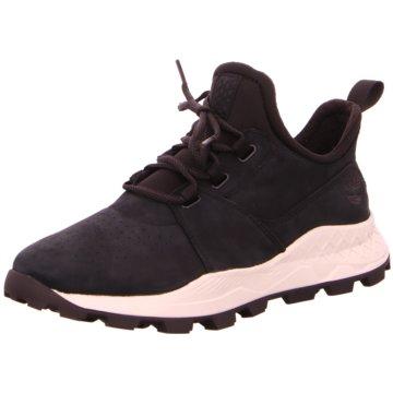 Timberland Sportlicher Schnürschuh schwarz