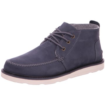 TOMS Sneaker High blau