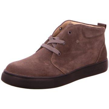 FinnComfort Komfort Stiefel grau