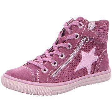Lurchi by Salamander Sneaker High pink