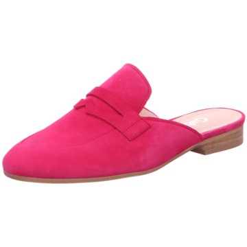 Gabor Mules Pantoletten pink
