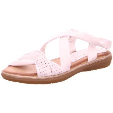 Marila Komfort Sandale weiß