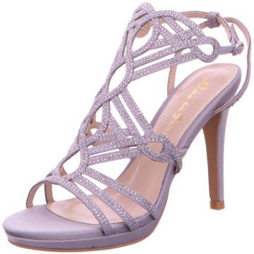 Alma en Pena High Heels silber