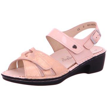 FinnComfort Komfort Sandale rosa