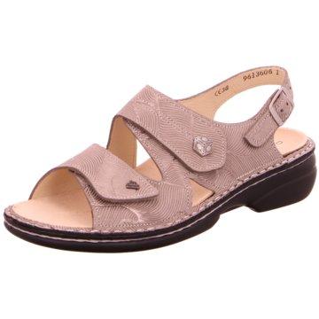 FinnComfort Komfort Sandale02560 642051 beige