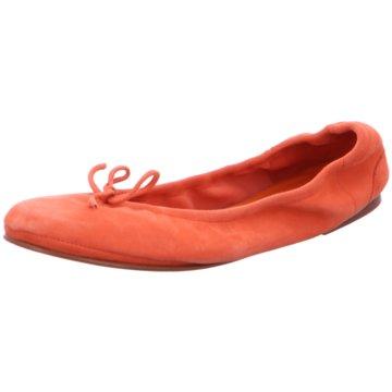 Pascucci Faltbarer Ballerina rot
