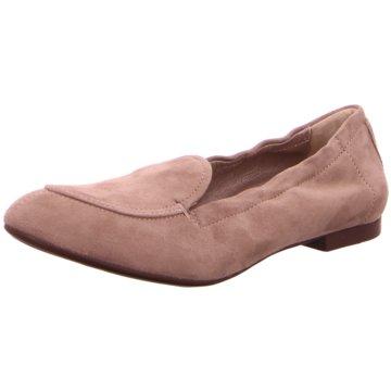 La Cabala Klassischer Slipper beige