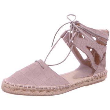 SPM Shoes & Boots Top Trends Sandaletten grau