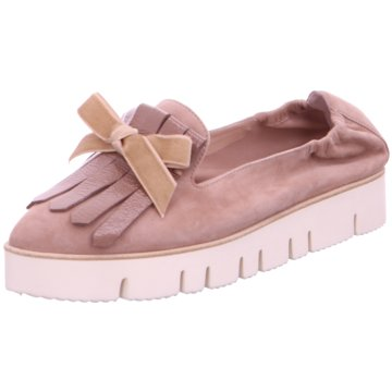 Kennel + Schmenger Plateau Slipper beige