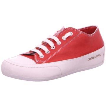 Candice Cooper Sportlicher Schnürschuh rot