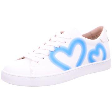 Marc Cain Sneaker Low weiß