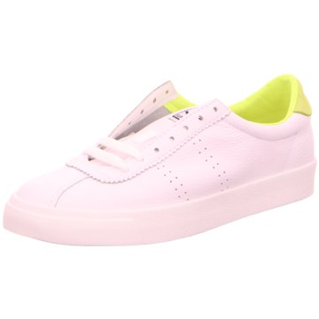 Superga Sneaker Low weiß
