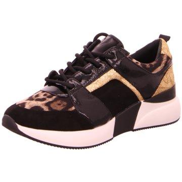 La Strada Sneaker LowLaced up Sneaker schwarz