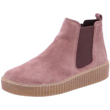 Gabor Chelsea Boot rosa