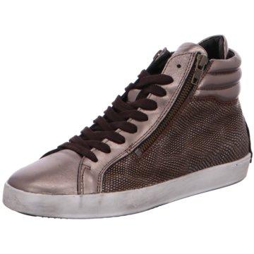 MACA Kitzbühel Sneaker High gold