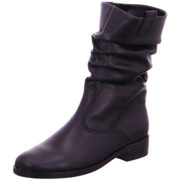 Gabor comfort Klassischer Stiefel schwarz
