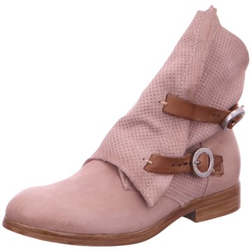 Mjus Biker Boot rosa