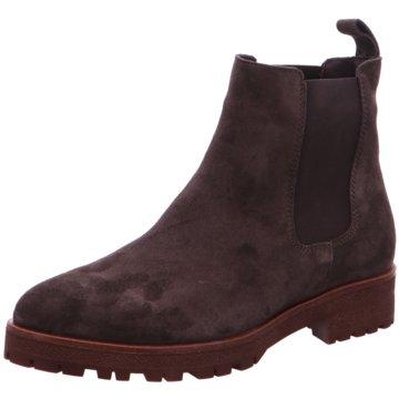 Alpe Woman Shoes Chelsea Boot grau