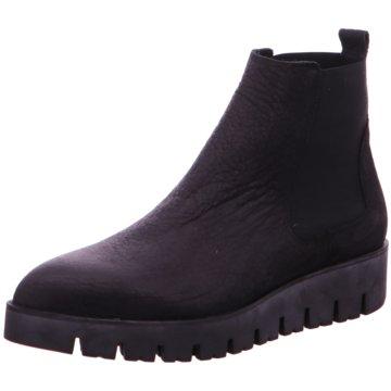 Nubikk Chelsea Boot schwarz