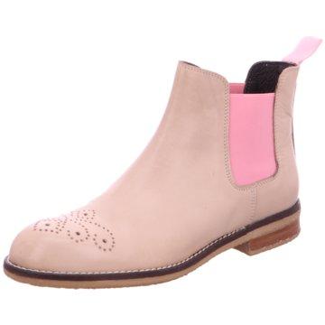 Schuhmann's Handwerkskultur Chelsea Boot rosa