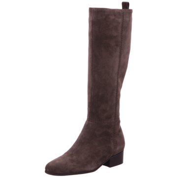 Lamica Klassischer Stiefel beige
