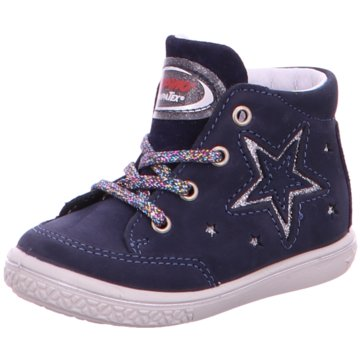 Ricosta Sneaker HighSinja blau
